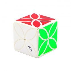 qiyi clover cube blanco