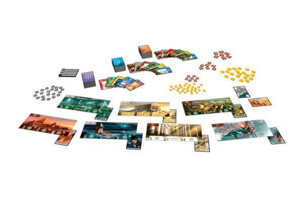 7 wonders juego