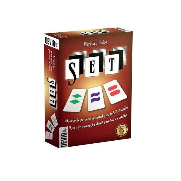 juego de mesa set