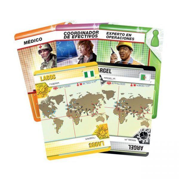 juego pandemic