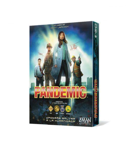 Pandemic juego de mesa
