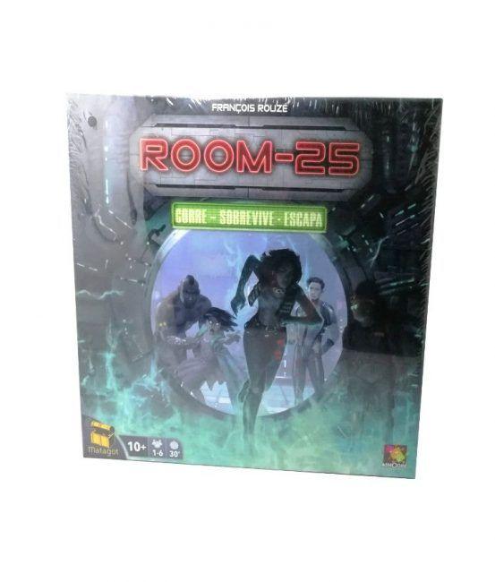juego room 25