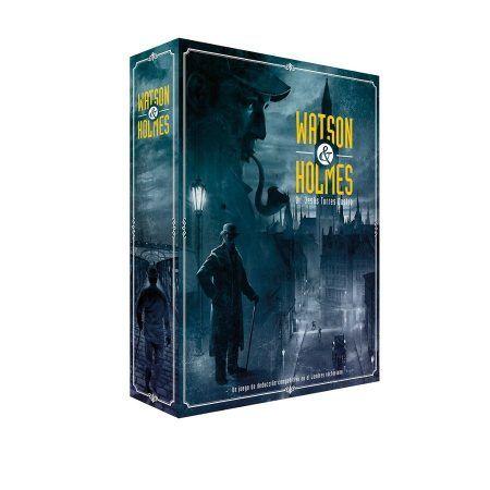 watson & Holmes juego