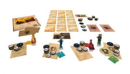 watson & Holmes juego de mesa