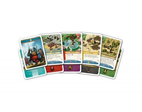 colonos del imperio juego de mesa