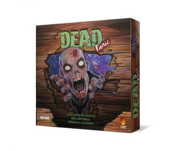 Dead Panic juego de mesa