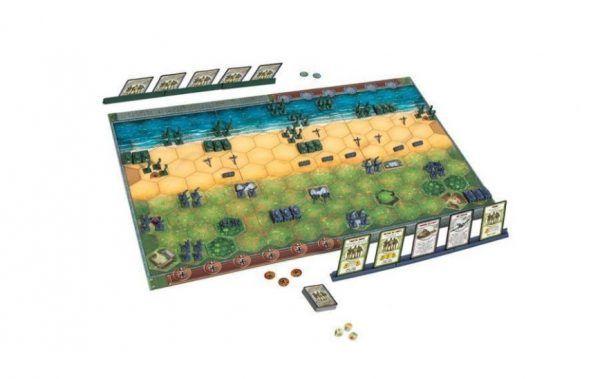 Memoir 44 juego de mesa