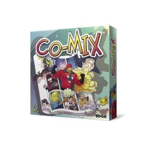 co-mix juego