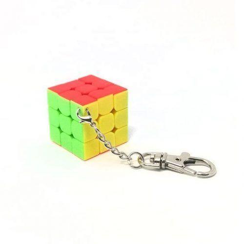 llavero cubo rubik
