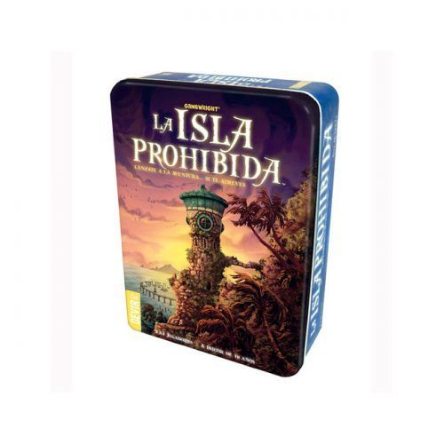 la isla prohibida juego