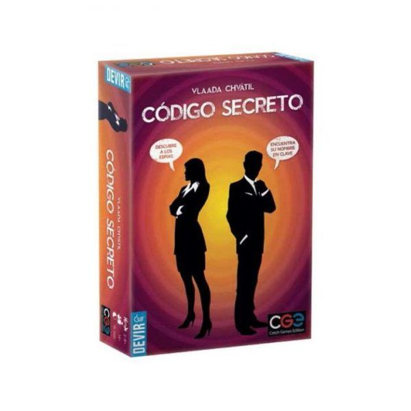 código secreto comprar