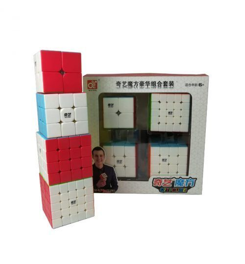 Set de cubos Qiyi comprar