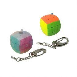 llaveros de cubo de rubik