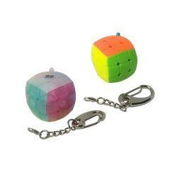 llavero de cubo 3x3