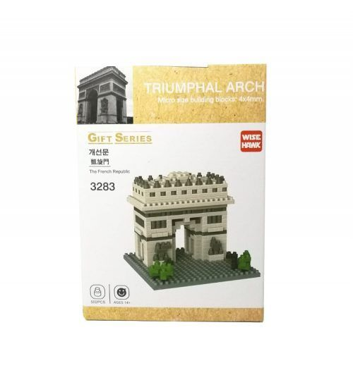 Mini blocks Arco del Triunfo