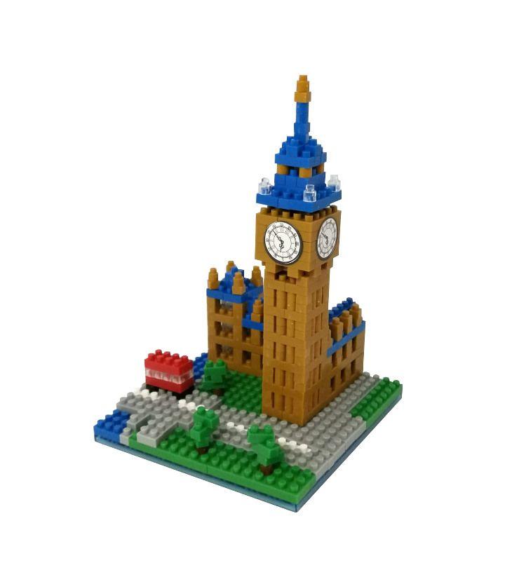 Mini blocks Big Ben