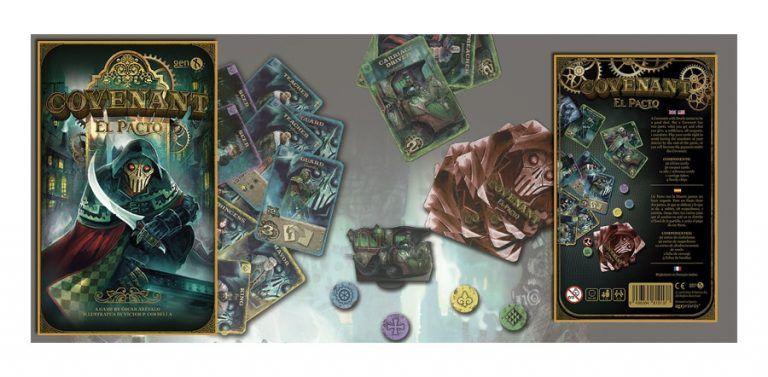 juegos de cartas covenant