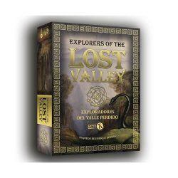 Exploradores del valle perdido