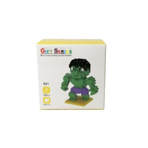 Pixo Hulk