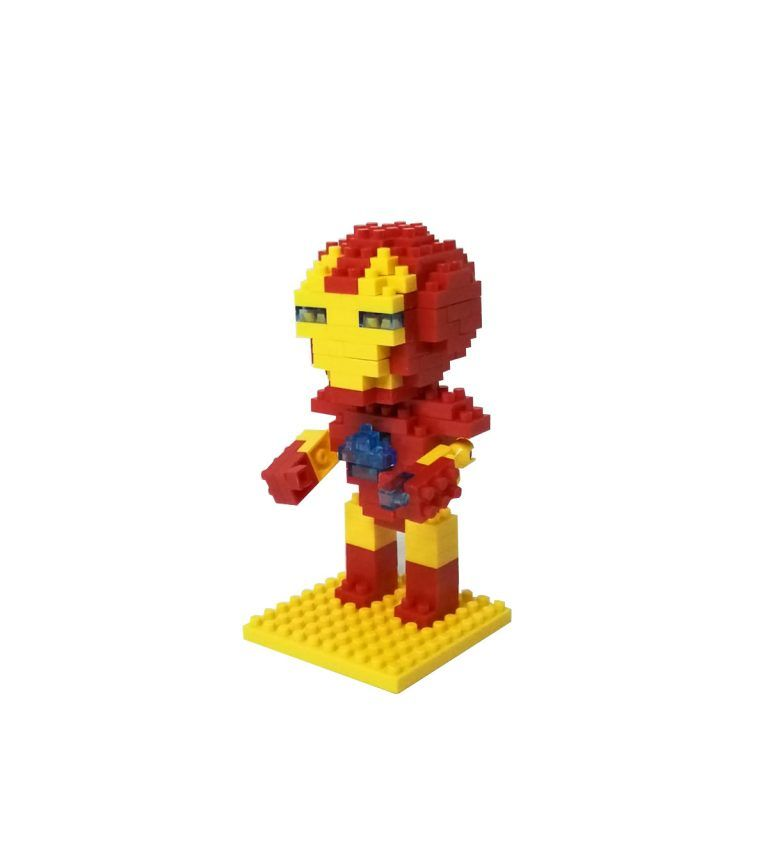 mini blocks Iron Man