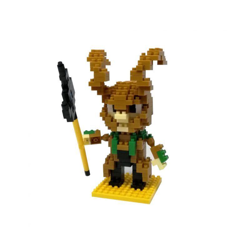 Mini blocks Loki