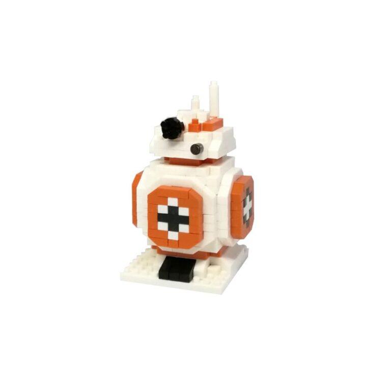 Mini blocks BB8