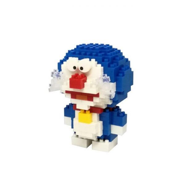 Mini blocks Doraemon