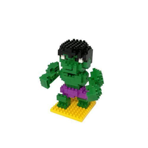 Mini blocks Hulk