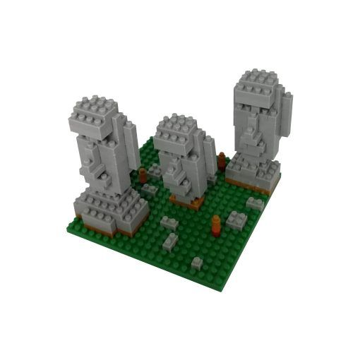 Mini blocks Isla de Pascua