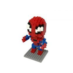 Mini blocks Spiderman