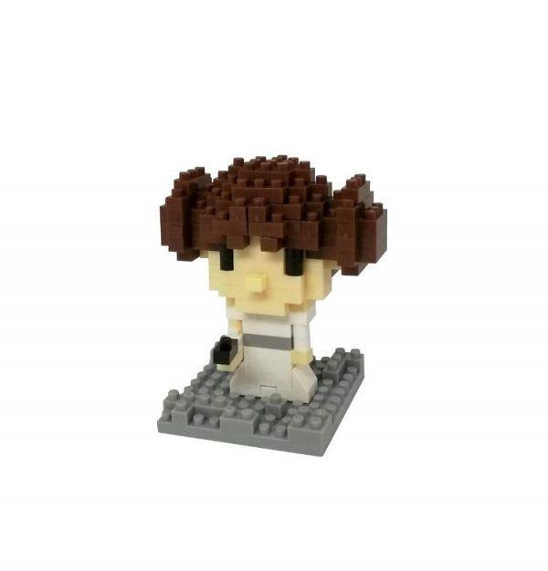 Mini Blocks Leia