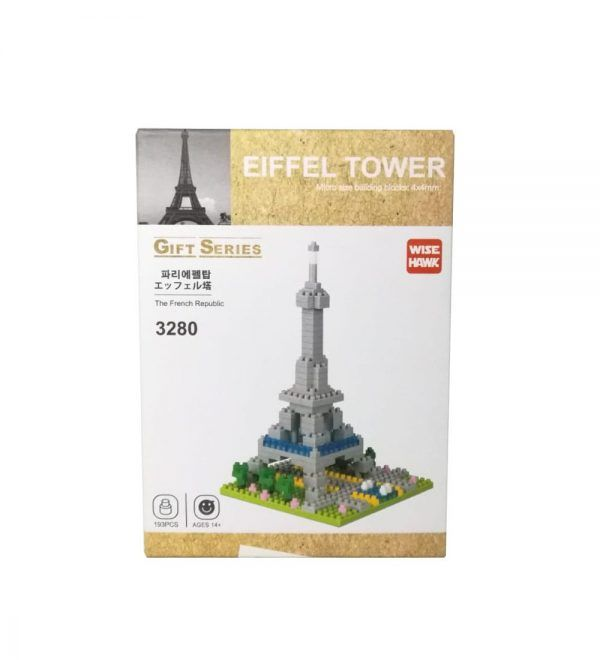 Mini blocks Torre Eiffel