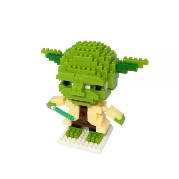 Mini blocks Yoda