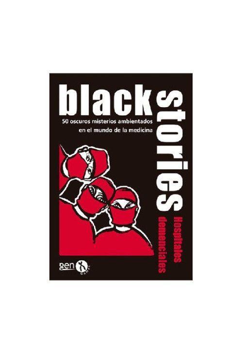 black stories hospitales demenciales