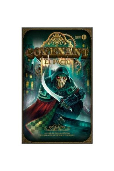 covenant juego