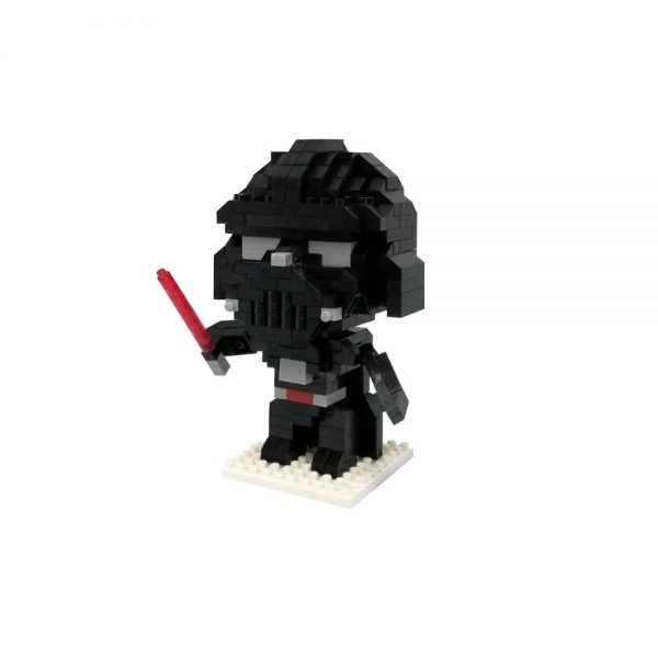 mini blocks darth vader