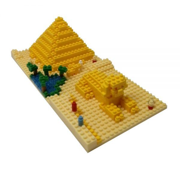 micro blocks piramide