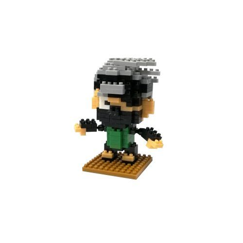 mini blocks kakashi