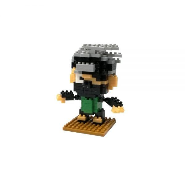 mini blocks kakashi