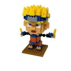 mini blocks naruto
