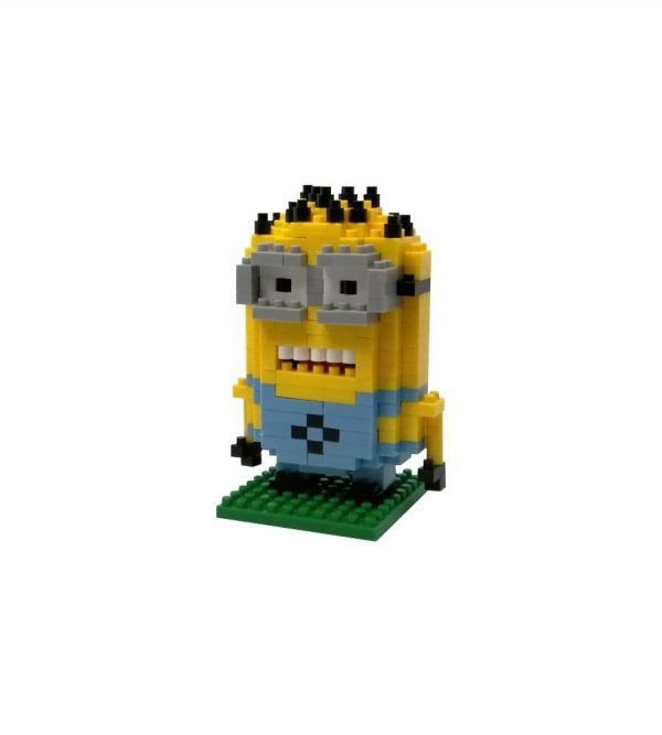 mini blocks minions