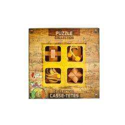 EXPERT WOODEN PUZZLES COLLECTION