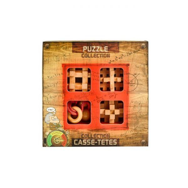 Extreme wooden puzzles collection