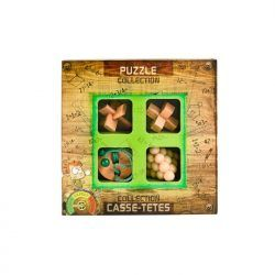 junior wooden puzzle collection