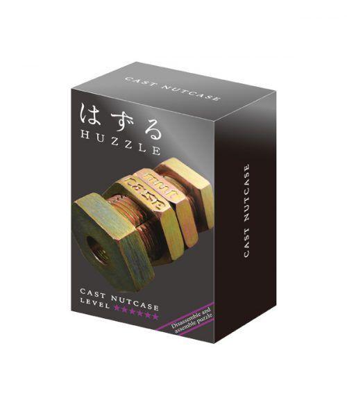 Hanayama Nutcase