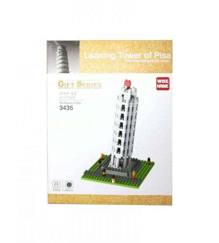 Mini Blocks Torre de Pisa