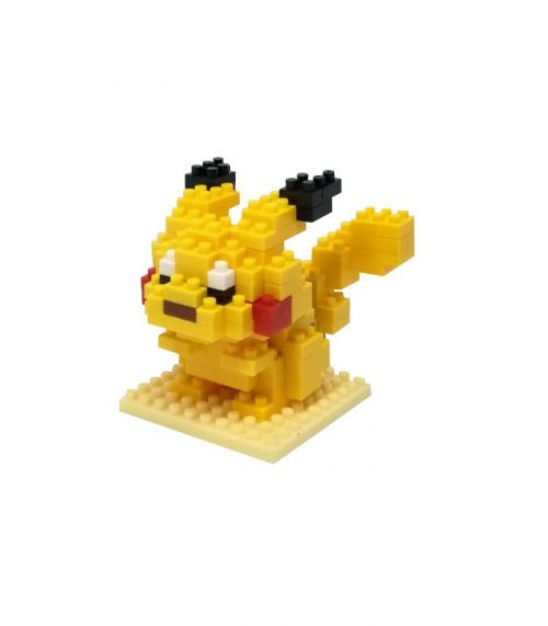 pikachu nano block