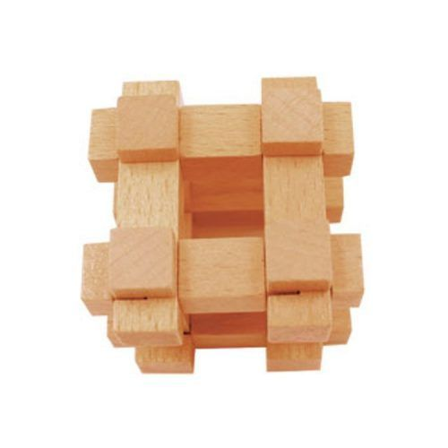 Extreme wooden puzzles