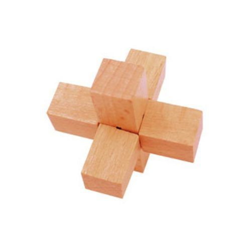 wooden puzzle verde