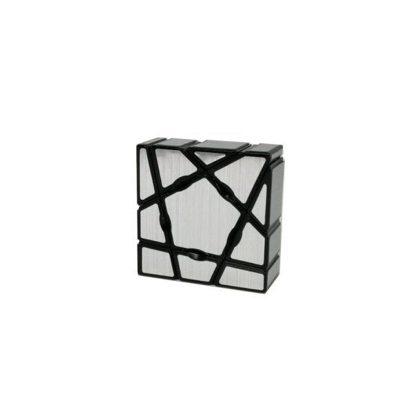 YJ Ghost 3x3x1 plata